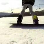 13-14 スノーボード グラトリ New Age TA Part – YouTube