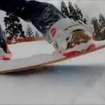▶ 14-15 スノーボード グラトリ 88 – YouTube
